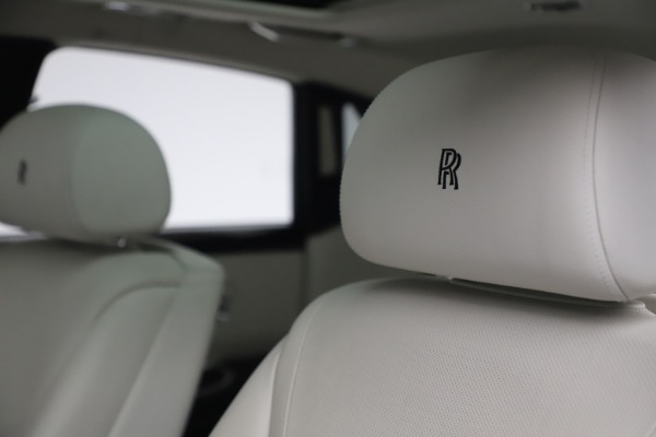 Used 2016 Rolls-Royce Ghost for sale $179,900 at Aston Martin of Greenwich in Greenwich CT 06830 23