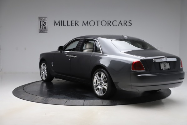 Used 2016 Rolls-Royce Ghost for sale $179,900 at Aston Martin of Greenwich in Greenwich CT 06830 6