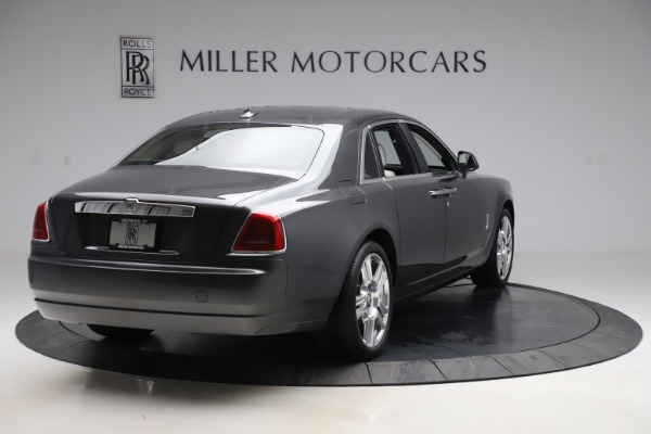 Used 2016 Rolls-Royce Ghost for sale $179,900 at Aston Martin of Greenwich in Greenwich CT 06830 8