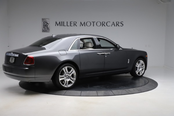 Used 2016 Rolls-Royce Ghost for sale $179,900 at Aston Martin of Greenwich in Greenwich CT 06830 9