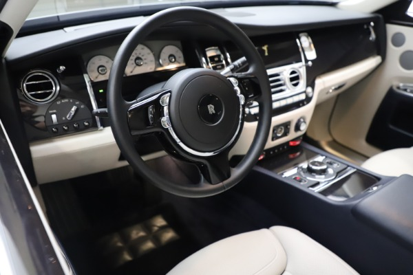 Used 2015 Rolls-Royce Ghost for sale Sold at Aston Martin of Greenwich in Greenwich CT 06830 19