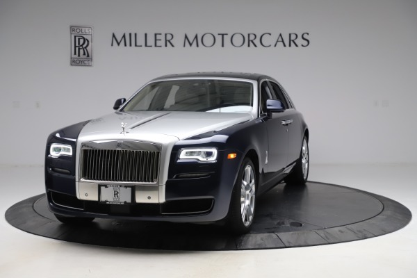 Used 2015 Rolls-Royce Ghost for sale Sold at Aston Martin of Greenwich in Greenwich CT 06830 3