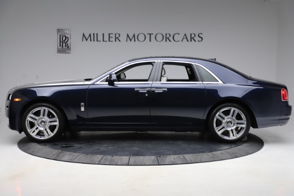 Used 2015 Rolls-Royce Ghost for sale Sold at Aston Martin of Greenwich in Greenwich CT 06830 5