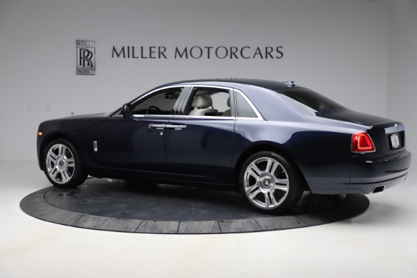 Used 2015 Rolls-Royce Ghost for sale Sold at Aston Martin of Greenwich in Greenwich CT 06830 6
