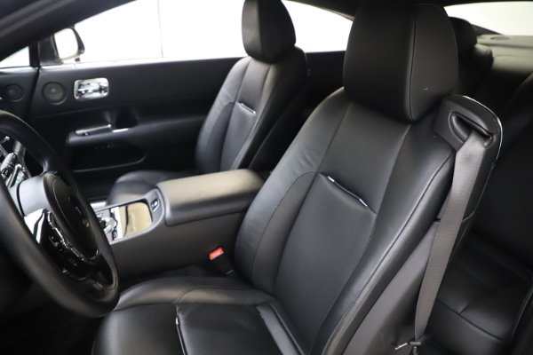 Used 2014 Rolls-Royce Wraith for sale $159,900 at Aston Martin of Greenwich in Greenwich CT 06830 10