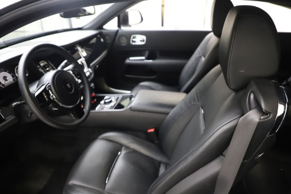 Used 2014 Rolls-Royce Wraith for sale $159,900 at Aston Martin of Greenwich in Greenwich CT 06830 14