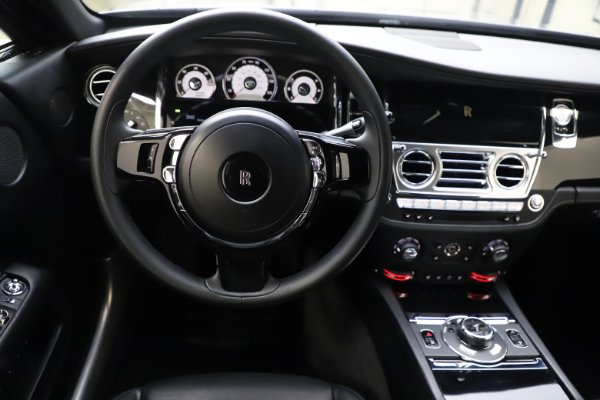 Used 2014 Rolls-Royce Wraith for sale $159,900 at Aston Martin of Greenwich in Greenwich CT 06830 15