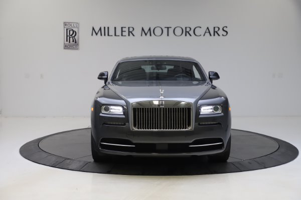 Used 2014 Rolls-Royce Wraith for sale $159,900 at Aston Martin of Greenwich in Greenwich CT 06830 2