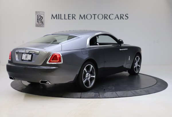 Used 2014 Rolls-Royce Wraith for sale $159,900 at Aston Martin of Greenwich in Greenwich CT 06830 6