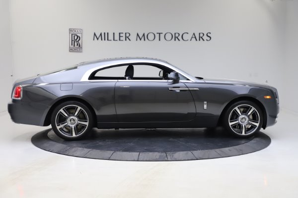 Used 2014 Rolls-Royce Wraith for sale $159,900 at Aston Martin of Greenwich in Greenwich CT 06830 7
