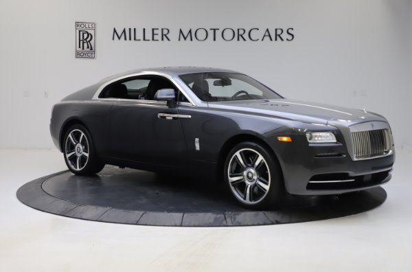 Used 2014 Rolls-Royce Wraith for sale $159,900 at Aston Martin of Greenwich in Greenwich CT 06830 8