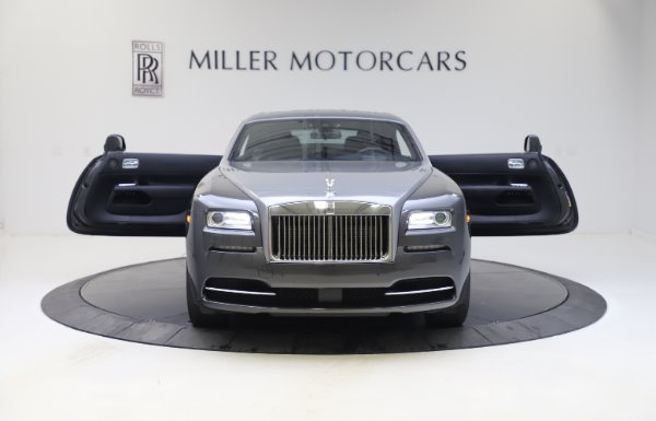 Used 2014 Rolls-Royce Wraith for sale $159,900 at Aston Martin of Greenwich in Greenwich CT 06830 9
