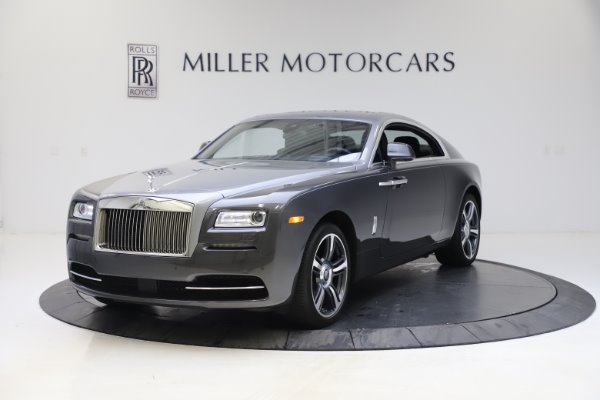 Used 2014 Rolls-Royce Wraith for sale $159,900 at Aston Martin of Greenwich in Greenwich CT 06830 1