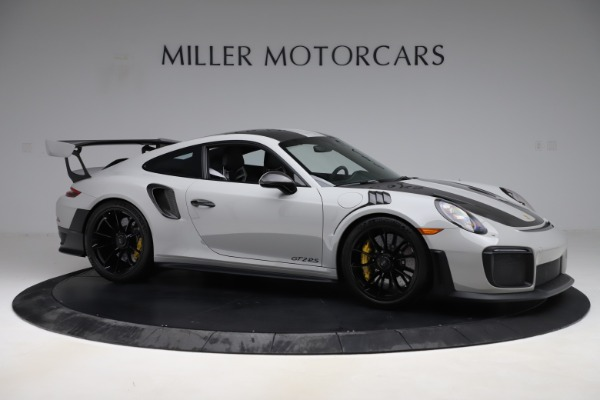 Used 2018 Porsche 911 GT2 RS for sale Sold at Aston Martin of Greenwich in Greenwich CT 06830 10