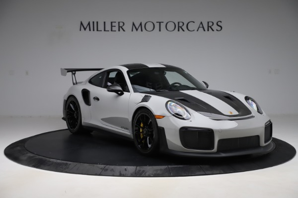 Used 2018 Porsche 911 GT2 RS for sale Sold at Aston Martin of Greenwich in Greenwich CT 06830 11