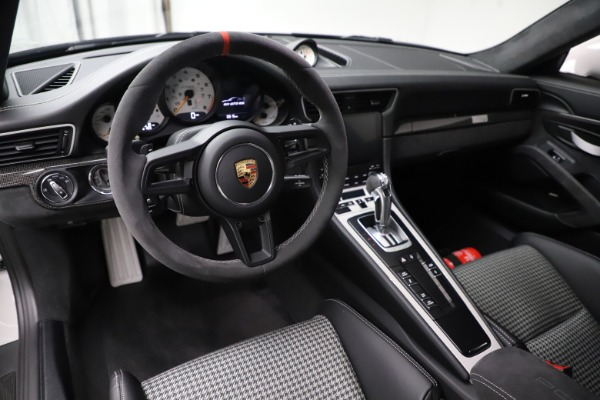 Used 2018 Porsche 911 GT2 RS for sale Sold at Aston Martin of Greenwich in Greenwich CT 06830 13