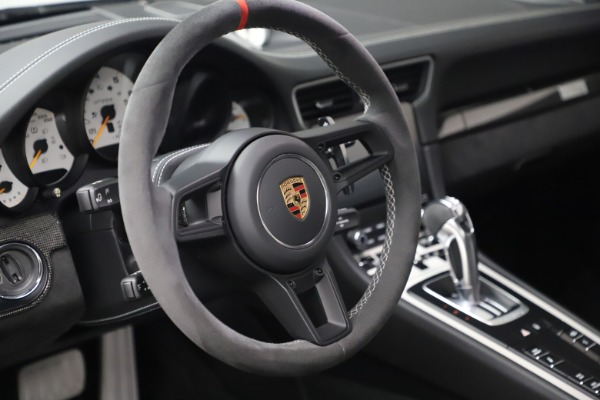 Used 2018 Porsche 911 GT2 RS for sale Sold at Aston Martin of Greenwich in Greenwich CT 06830 18