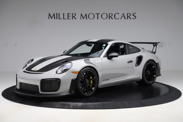 Used 2018 Porsche 911 GT2 RS for sale Sold at Aston Martin of Greenwich in Greenwich CT 06830 2