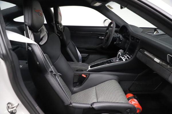 Used 2018 Porsche 911 GT2 RS for sale Sold at Aston Martin of Greenwich in Greenwich CT 06830 21