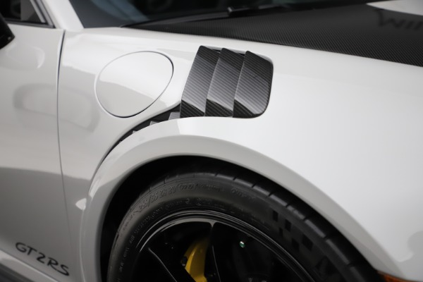 Used 2018 Porsche 911 GT2 RS for sale Sold at Aston Martin of Greenwich in Greenwich CT 06830 26