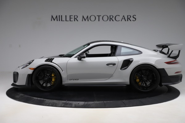 Used 2018 Porsche 911 GT2 RS for sale Sold at Aston Martin of Greenwich in Greenwich CT 06830 3