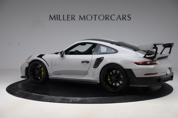 Used 2018 Porsche 911 GT2 RS for sale Sold at Aston Martin of Greenwich in Greenwich CT 06830 4