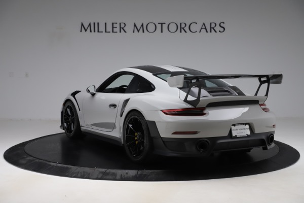 Used 2018 Porsche 911 GT2 RS for sale Sold at Aston Martin of Greenwich in Greenwich CT 06830 5