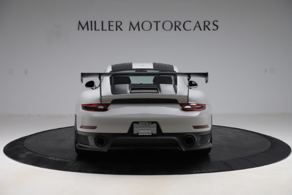 Used 2018 Porsche 911 GT2 RS for sale Sold at Aston Martin of Greenwich in Greenwich CT 06830 6