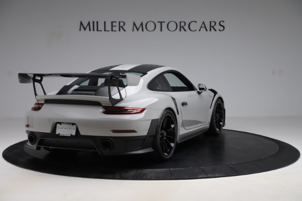 Used 2018 Porsche 911 GT2 RS for sale Sold at Aston Martin of Greenwich in Greenwich CT 06830 7