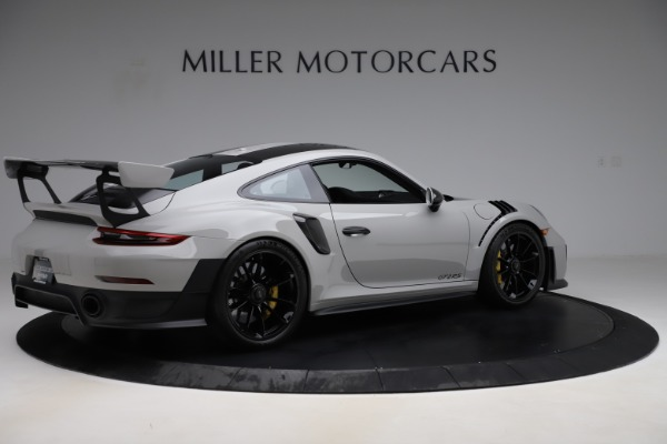 Used 2018 Porsche 911 GT2 RS for sale Sold at Aston Martin of Greenwich in Greenwich CT 06830 8
