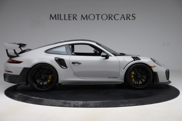 Used 2018 Porsche 911 GT2 RS for sale Sold at Aston Martin of Greenwich in Greenwich CT 06830 9