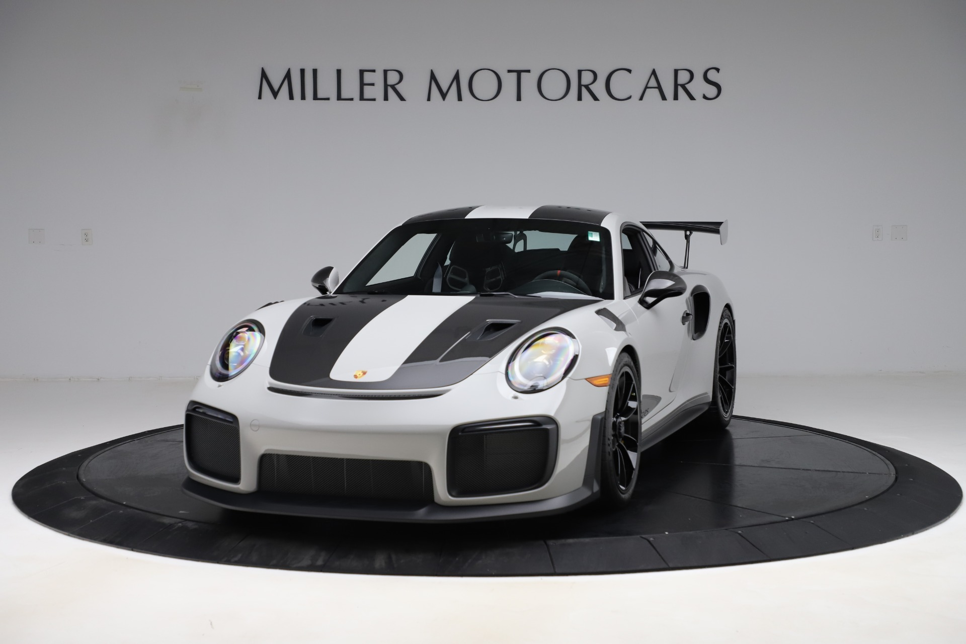 Used 2018 Porsche 911 GT2 RS for sale Sold at Aston Martin of Greenwich in Greenwich CT 06830 1