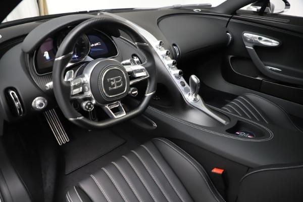 Used 2020 Bugatti Chiron Sport for sale Sold at Aston Martin of Greenwich in Greenwich CT 06830 15