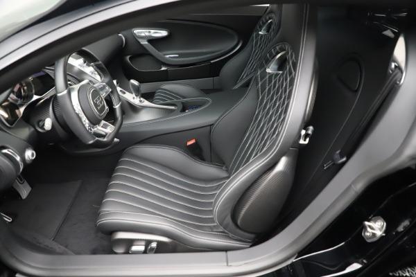 Used 2020 Bugatti Chiron Sport for sale Sold at Aston Martin of Greenwich in Greenwich CT 06830 16