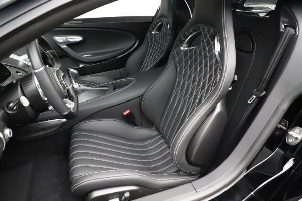 Used 2020 Bugatti Chiron Sport for sale Sold at Aston Martin of Greenwich in Greenwich CT 06830 17
