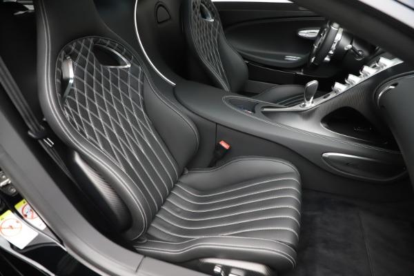 Used 2020 Bugatti Chiron Sport for sale Sold at Aston Martin of Greenwich in Greenwich CT 06830 20