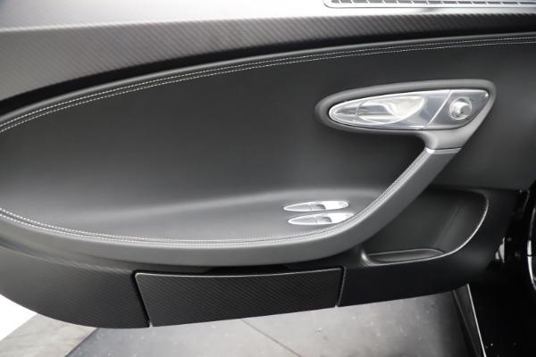 Used 2020 Bugatti Chiron Sport for sale Sold at Aston Martin of Greenwich in Greenwich CT 06830 23