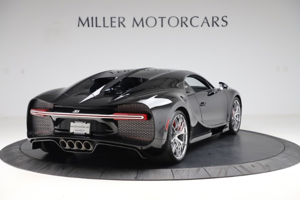 Used 2020 Bugatti Chiron Sport for sale Sold at Aston Martin of Greenwich in Greenwich CT 06830 8