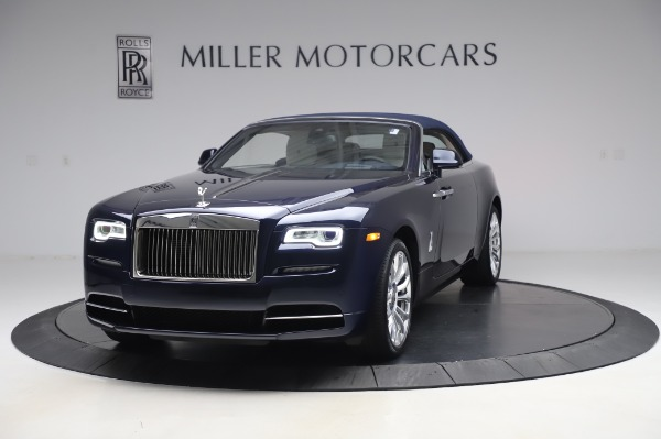 Used 2020 Rolls-Royce Dawn for sale Call for price at Aston Martin of Greenwich in Greenwich CT 06830 10