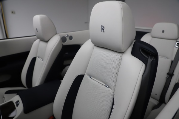 Used 2020 Rolls-Royce Dawn for sale Call for price at Aston Martin of Greenwich in Greenwich CT 06830 17