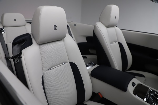Used 2020 Rolls-Royce Dawn for sale Call for price at Aston Martin of Greenwich in Greenwich CT 06830 18