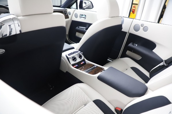 Used 2020 Rolls-Royce Dawn for sale Call for price at Aston Martin of Greenwich in Greenwich CT 06830 23