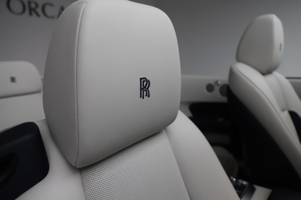 Used 2020 Rolls-Royce Dawn for sale Call for price at Aston Martin of Greenwich in Greenwich CT 06830 27