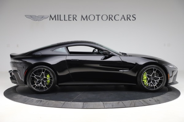 New 2020 Aston Martin Vantage AMR Coupe for sale $191,931 at Aston Martin of Greenwich in Greenwich CT 06830 10