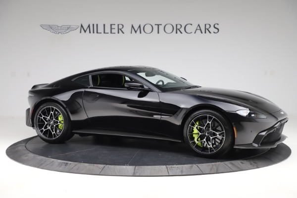New 2020 Aston Martin Vantage AMR Coupe for sale $191,931 at Aston Martin of Greenwich in Greenwich CT 06830 11