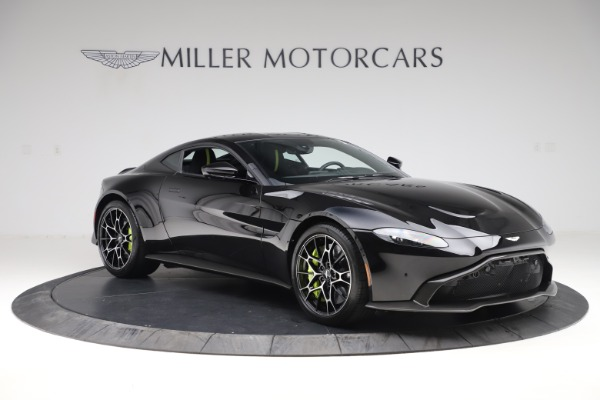 New 2020 Aston Martin Vantage AMR Coupe for sale $191,931 at Aston Martin of Greenwich in Greenwich CT 06830 12
