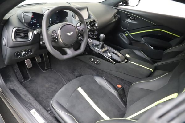 New 2020 Aston Martin Vantage AMR Coupe for sale $191,931 at Aston Martin of Greenwich in Greenwich CT 06830 13