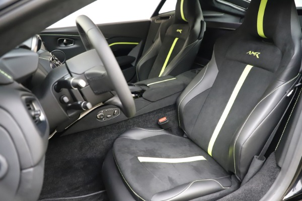 New 2020 Aston Martin Vantage AMR Coupe for sale $191,931 at Aston Martin of Greenwich in Greenwich CT 06830 15