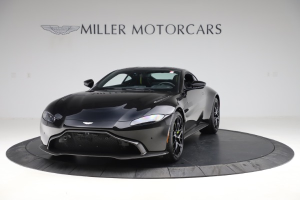 New 2020 Aston Martin Vantage AMR Coupe for sale $191,931 at Aston Martin of Greenwich in Greenwich CT 06830 3