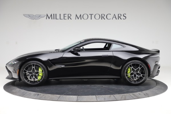 New 2020 Aston Martin Vantage AMR Coupe for sale $191,931 at Aston Martin of Greenwich in Greenwich CT 06830 4